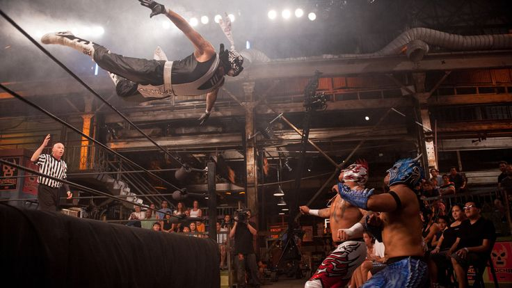 "Season 1 and 2 of El Rey Network's telenovela-influenced wrestling show ""Lucha Underground"" now available on Netflix US Canada and Latin America! http://ift.tt/2mNbTfd"