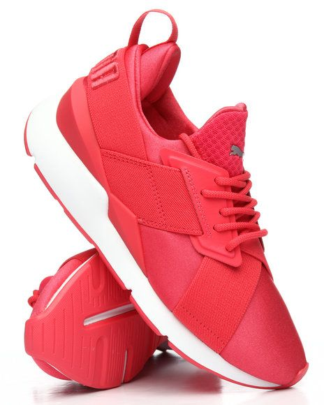 Puma - Muse Satin EP Sneakers  1e6c2623a