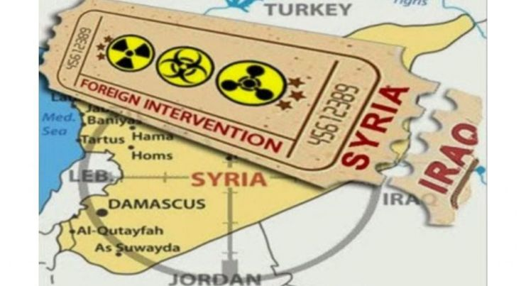 New Developments Suggest Potential False Flag Coming In Syria
