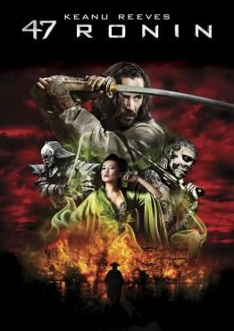 47 Ronin, Movie on DVD, Action
