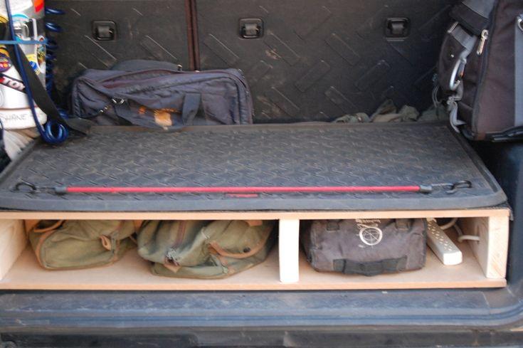 Diy Fj Cruiser Drawer Storage System 40 At Home Depot