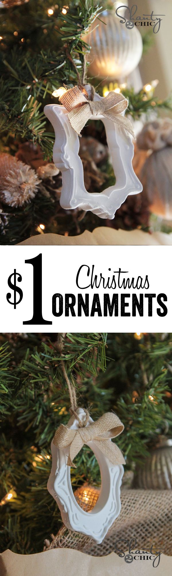 159 best Christmas Ornaments to Make images on Pinterest ...