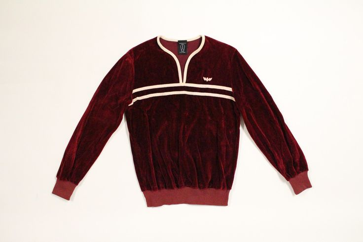My Red Velvet Sweater http://www.inheritedclothing.com/