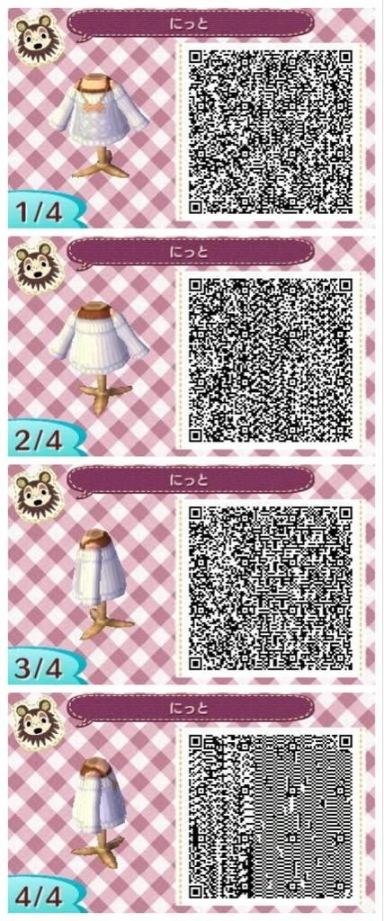 864 Best Images About Animal Crossing Qr Code On Pinterest