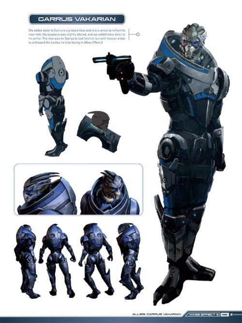 Mass Effect 3 : Garrus Vakarian