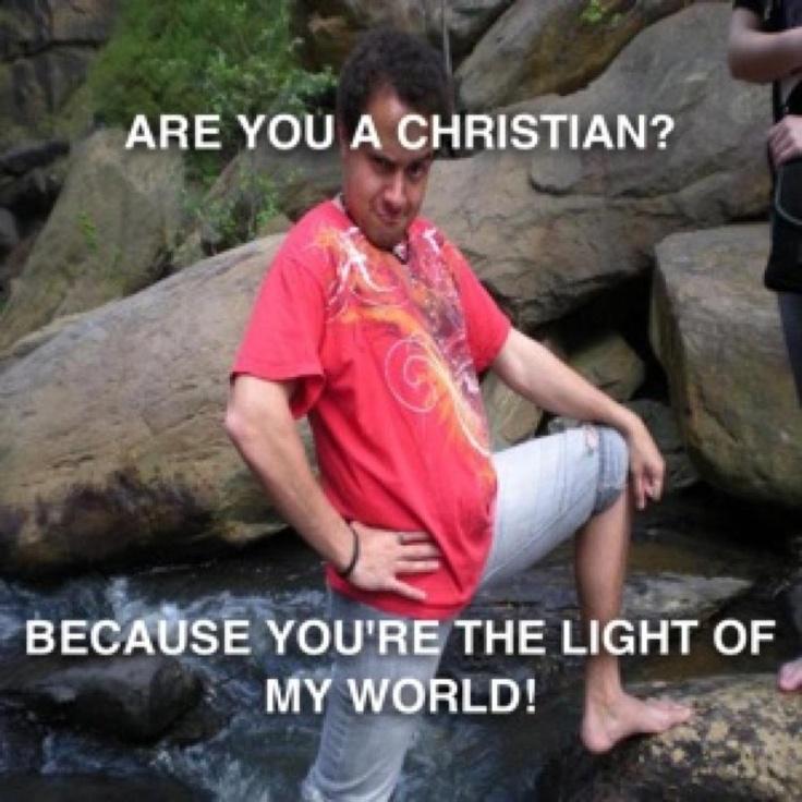 Christian dating jokes