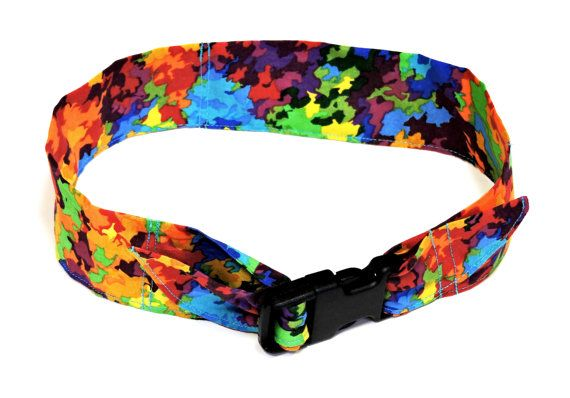 Dog Cooling Bandana Fabric Band Neck Cooler Collar by iycbrand