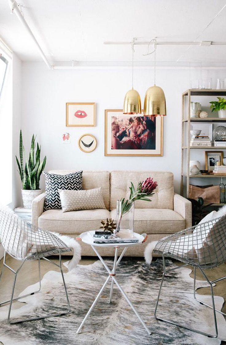 25+ best ideas about kleines wohnzimmer gestalten on pinterest ... - Kleines Wohnzimmer Einrichten