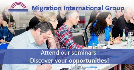 Auswandern Australien - Seminare im November in Frankfurt und Stuttgart.