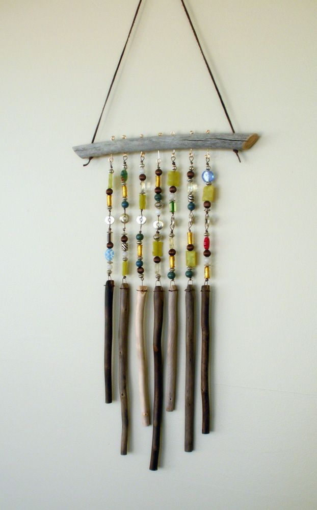 50 best images about craft ideas on pinterest homemade for Homemade chimes