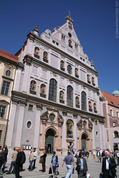Michaelskirche, Munich, Germany
