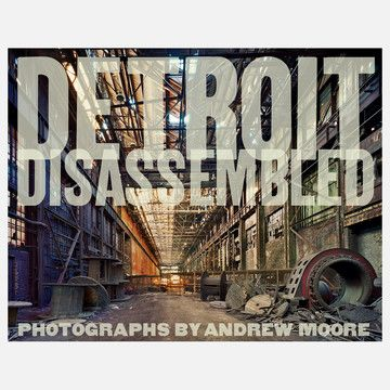 Detroit Disassembled, $31.50, now featured on Fab.