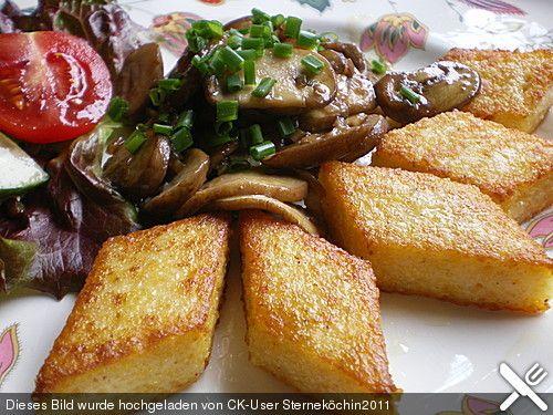 Albertos Polenta mit Champignonsauce, ein beliebtes Rezept aus der Kategorie Vegetarisch. Bewertungen: 58. Durchschnitt: Ø 4,1.