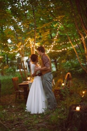 Whimsical Woodland Wedding with LakeTahoeDream - Everything Wedding DIY Blog