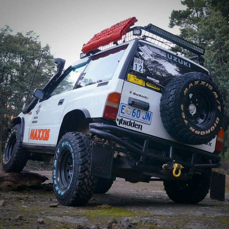 Sidekick and Vitara on Pinterest | 4x4, Off Road and Offroad