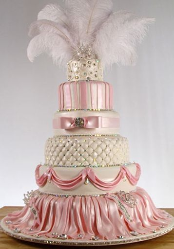 for a Quince or Sweet 16 | Miss America Cake...WOW!!!