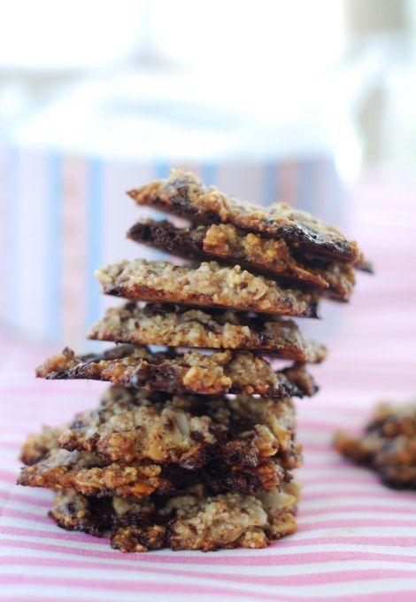 Chocolate chip cookie sem carboidrato 2