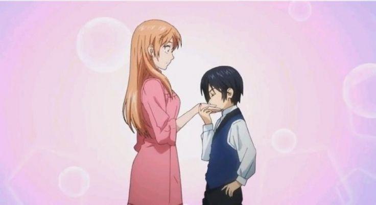 Soredemo Sekai wa Utsukushii: un primo video per l'anime #anime 