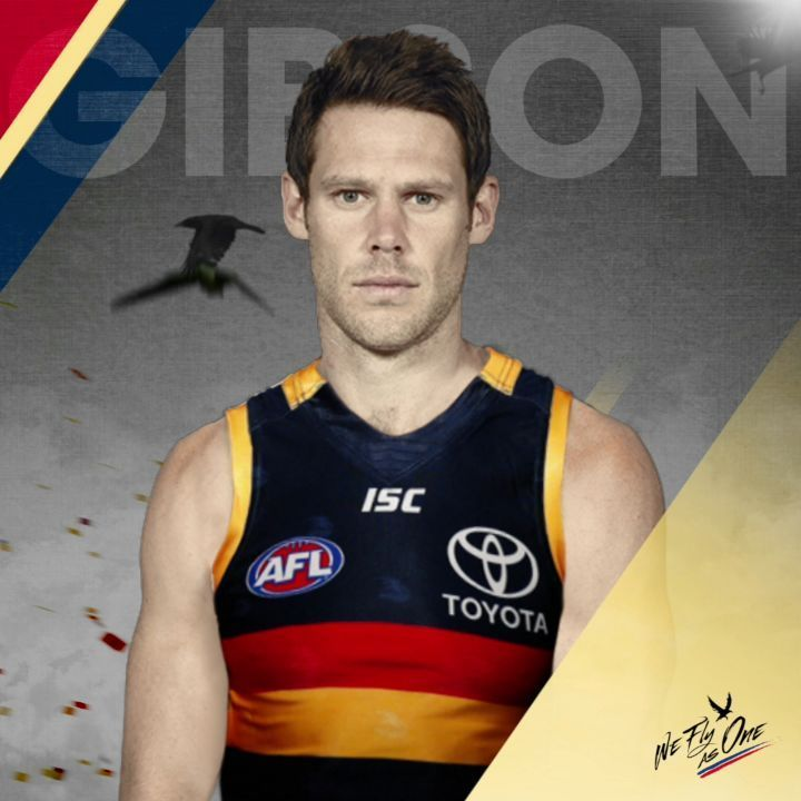 "4,689 Likes, 46 Comments - Adelaide Crows (@adelaide_fc) on Instagram: ""Welcome Sam Gibson ❤️ #weflyasone"""