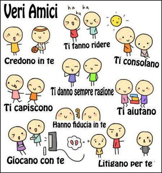 #italian amicizia