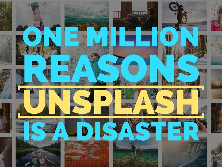 One Million Reasons Unsplash Is A Disaster For Photographers & Designers  We recently featured an article by photographer Samuel Zeller touting the virtues of giving away photography on Unsplash for free: Ive Been Sharing My Photography For Free On Unsplash for the Past 4 Years Heres What I Found.  I have to admit I was really confused  why would any legit photographer ever consider giving away their work for free  or as Unsplash puts it:  Download free (do whatever you want) high-resolution photos.  I am also very confused why any designer would risk significant legal liability by using an image from Unsplash without a model release property release or trade mark release.  So I decided to check out Unsplash for myself  here is what I found  Is Social Media Dead?  First of all I want to address a few points that Samuel made in his original article.  His argument is basically that images on Unsplash receive an unreal level of attention and are therefore worth giving away for free in the hopes of being hired by someone who likes what youve postedaka exposure.  He also takes some time to thrash the recent evolution of traditional social media networks like Facebook and Instagram.  I completely agree with Samuel on his second point  Facebook is completely useless as a business tool and Instagram is quickly being run into the ground too.  (I have argued for years that social media networks and global tech corporations abuse international copyright law to their profit.)  However I strongly disagree that there is any value to one of your images receiving millions of views and tens of thousands of free downloads on Unsplash.  To understand why we need to take a closer look at Unsplash.  Unsplash Free Download Versus Stock Paid Liscense  The first thing I noticed while visiting Unsplash is that the collection is much much higher quality than I was expecting.  I would make the argument that the vast majority of photography that is available for pennies on the microstock sites or for free via creative commons (CC-0) is not really marketable (ie. its mostly cliche crap nobody wantsto use unless there is no other option).  What I saw on Unsplash was most definitely marketable (ie. cool imagery users are looking for).  I suspect that the Unsplash collection has deliberately set a high bar to either only let in or only show high quality work.  This is a great choice for designers because nobody wants to sift through five hundred snapshots of some kids birthday party trying to find a photo of a candle  as is the current experience with creative commons (CC-0) or microstock.  However I also noticed that for a photography sharing network that has been online since 2013 the collection at Unsplash is remarkably small.  Samuel describes the collection at Unsplash like this:  Four months after creation (May 2013) they hit one million total downloads and a year after they had more than a million downloads per month.  Now theres 400000 high resolution images hosted on Unsplash which are shared by 65000 photographers from all around the world.  Last month 2400 photographers joined Unsplash and shared 25000 new images (not just snapshots some really good photography).  I guess that kind of sounds impressive  But for comparison lets take a look at Stocksy United (a small boutique premium stock photography and video agency).  Just like Unsplash Stocksy United went online in 2013.  Today Stocksy has over one million amazing quality highly curated assets (images and videos) in the collection  contributed by less than 1000 photographers (also from around the world).  Oh and Stocksy does one million dollars in saleseverysinglemonth.  So if youre counting:  Unsplash: More than 65000 photographers giving away one million free commercial downloads per month.  Stocksy: Less than 1000 photographers selling more thanone million USD worth of commercial licenses per month.  In other words it is literally one million times more profitable to sell photography than to give it away.  What Is The Value of Unsplash?  Looking at Unsplashs collection and business model indicates three things to me:  After four years Unsplashs tiny collection shows that the idea of giving away free marketable photography for commercial use is not very popular with the vast majority of photographers.  Unsplash does have very high engagement and download statistics proving that there is a very high demand for marketable photography.  With such limited selection and high engagement the Unsplash collection will very quickly be picked over.  This all comes down the the question of value for exposure.  In the case of Instagram I would (begrudgingly) argue that a large following and high engagement does have some commercial value. The same goes for 500px and other photography centric social media networks.  I have been approached for commissioned work and licensed images regularly from both networks.  However I am not convinced that the same value extends to Unsplash.  Designers who are going to Unsplash are not looking to engage in a social network  theyre looking for a suitable image that they can use commercially for free.  While this might lead to an occasional photography job a much more likely path for commercial users is to move to a paid stock agency once they cant find what theyre after on Unsplash.  Its not like stock photography is exactly expensive after all.  Further there are new blockchain powered social networks attempting to actually monetize exposure  such as Steemit.com  Who knows how blockchain or other similar technologies might be able to revolutionize the real world value of likes and follows in the very near future.  Unspalsh Is A Lawsuit Waiting To Happen!  One of the biggest challenges of contributing to a stock photography agency has nothing to do with the actual photos.  The single biggest challenge to creating and distributing stock photography is making sure that images that are created and distributed for commercial use (as Unsplash does) can legally be used.  On the contributing photographer side this means getting valid model releases for every single identifiable person property releases for identifiable private property and deleting logos and trademarked items  or getting trademark releases.  If you go through the Unsplash collection there are thousands of images with visible logos.  Search for Nike on Unsplash and youll see hundreds of photos with a big fat Nike swoosh.  Unsplash the contributing photographer and anyone who downloads and uses one of these images could be legally liable.  There are also thousands of photos with visible people.  Heres an example:  Search for Family on Unsplash and youll get thousands of images of clearly recognizable models.  While some may be released according to Zack Arias not a single one (Unsplash photographer) could immediately hit us back with a model release.  Again Unsplash the contributing photographer and anyone who downloads and uses one of these images could be legally liable.  Finally there are thousands of unreleased photos of recognizable property.  Here are two examples:  Search for Louvre on Unsplash and youll get images ofIM Peis Pyramid.  Search for Eiffel Tower on Unsplash and youll find images of the Eiffel Tower at night.  It is in violation of international copyright law for any of these images to be distributed or used commercially.  If you are interested in a much more in-depth discussion on the legality of using images from Unsplash for commercial use  please watch the following video  Zack Arias does an amazing job of laying it all out:  Do You Share Your Photography For Free Commercial Use?  So what do you think?  Is Unsplash good for designers? Or photographers?  Would you share your photography for free commercial use?  Is sharing your work for free worth the exposure?  Leave a comment below and share your thoughts!  #photography