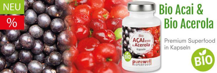 FeelGood-Shop.com    Diätprodukte Abnehmen mit Acai Beere