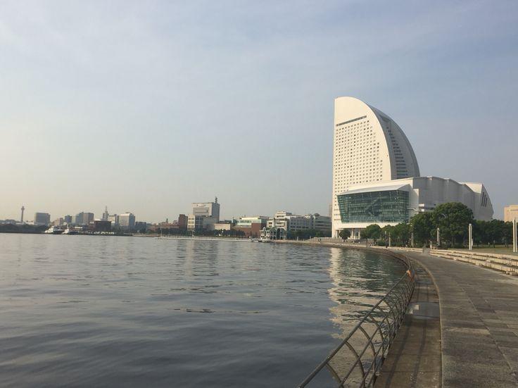 Intercontinental Hotel Yokohama / インターコンチネンタルホテル