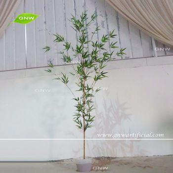 GNW BAM160928-004 New design artificial plants Cheap artificial bamboo branches for sale