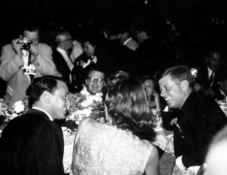 Frank Sinatra & JFK