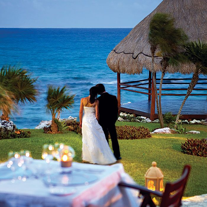 Weddings at Occidental Grand Xcaret are absolutely