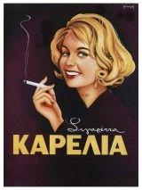 Αφίσες :: Διαφημιστικές αφίσες τσιγάρων - maps4u.gr - Χάρτες εκτυπωμένοι σε…