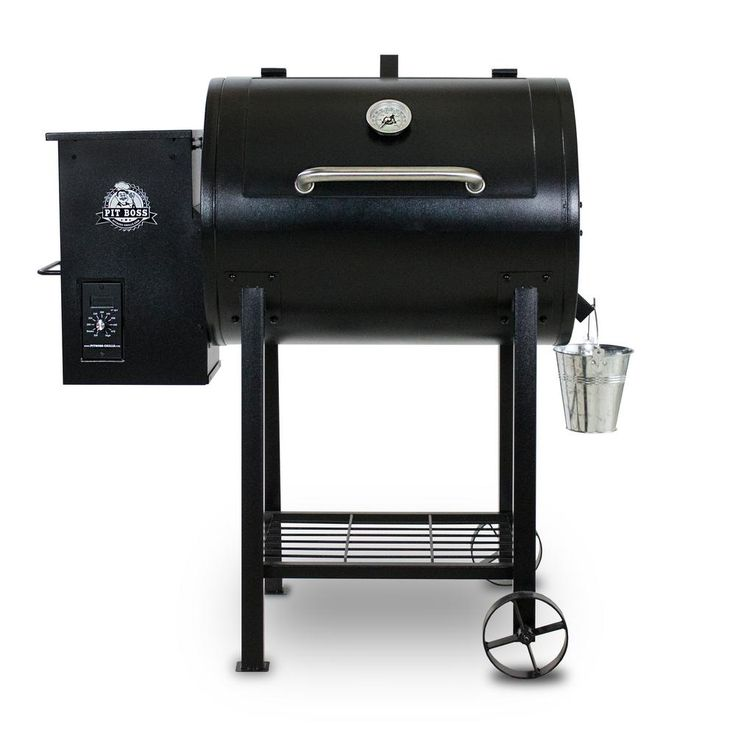 Pit Boss 700FB Pellet Grill Black