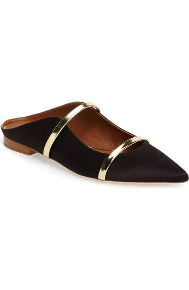 MALONE SOULIERS Maureen Pointy Toe Flat (Women). #malonesouliers #shoes #flats
