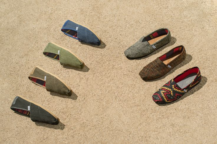 www.TOMS.com // #TOMS #new #fall #shoe #collection #boot #cordones #tomboy #OneforOne #men #alpargata One for One