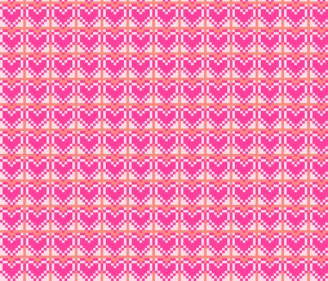 Amor fabric by helena_nilsson on Spoonflower - custom fabric