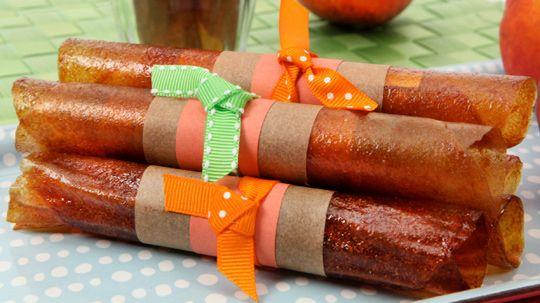 .: Peaches Fruit Leather, Snacks Recipes, Peach Fruit Leather, Fruit ...