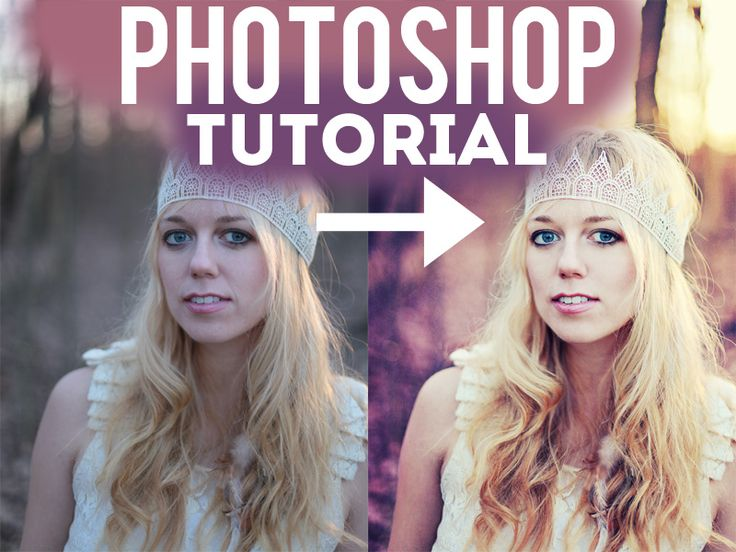 the basics of retouching and editing