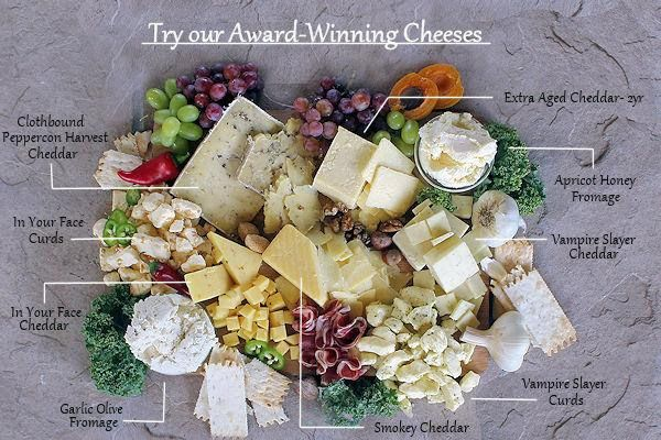 This year our American Cheese Society award winners are very different types of cheese, but both start with the same grass-fed milk and benefit from a thoughtful hand-crafted process from start to finish. Our 2017 winners join the growing ranks of Face Rock ribbon holders.