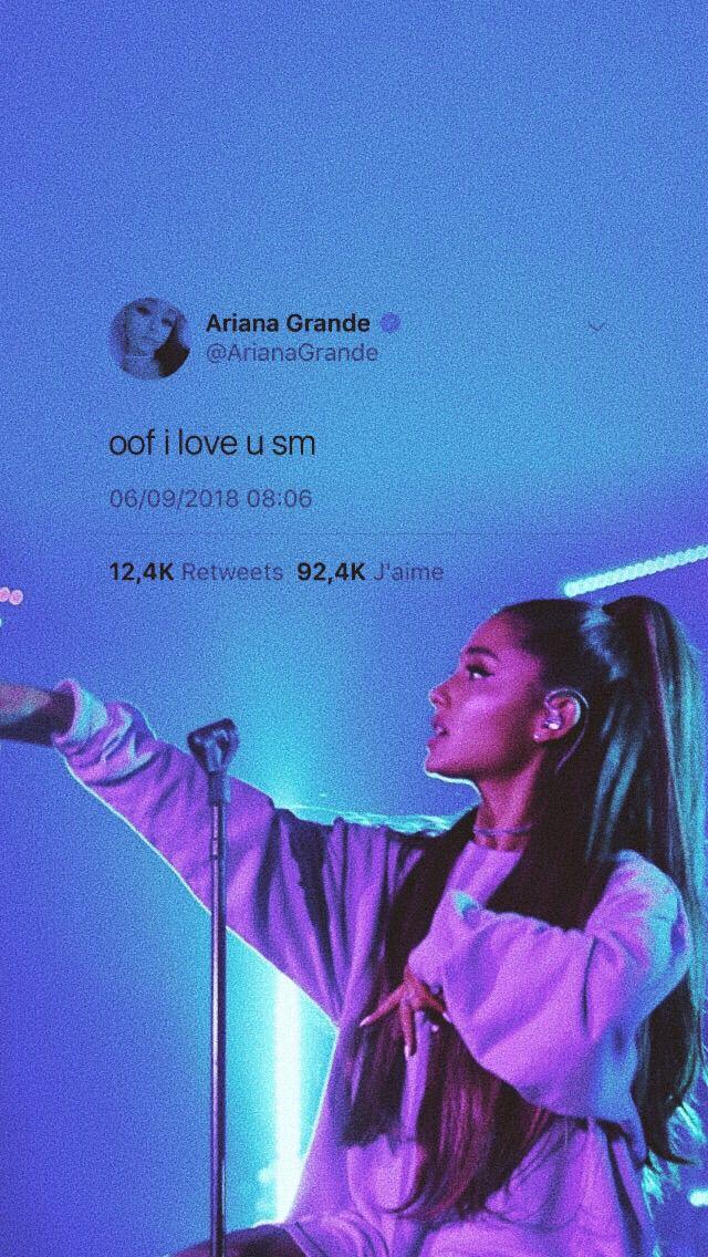 Ariana Grande Wallpaper | Ariana grande in 2019 | Ariana ...