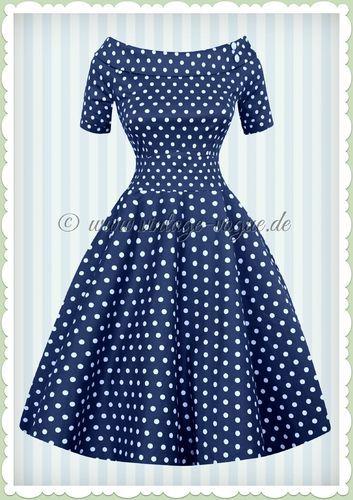 Blau schwarzes kleid sehtest