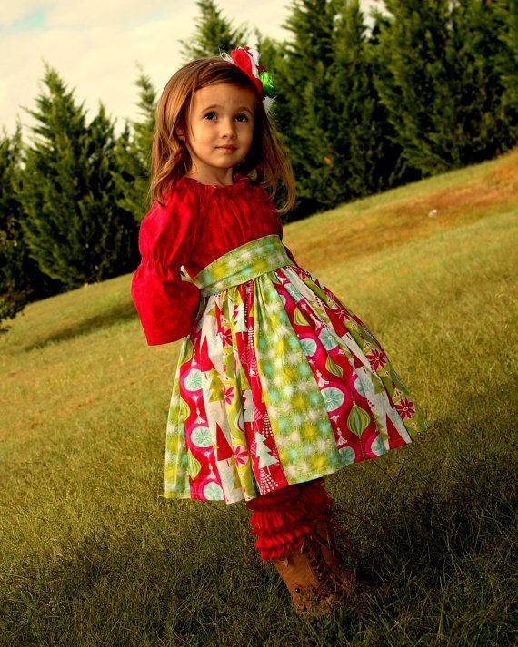 142 best christmas dresses images on pinterest christmas for Little hip boutique