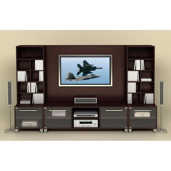 flat screen tv centers whitejpg