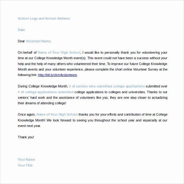 Letter Of Appreciation For Volunteer from i.pinimg.com