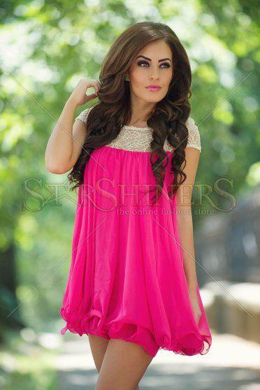 Wonderfully Move Pink Dress