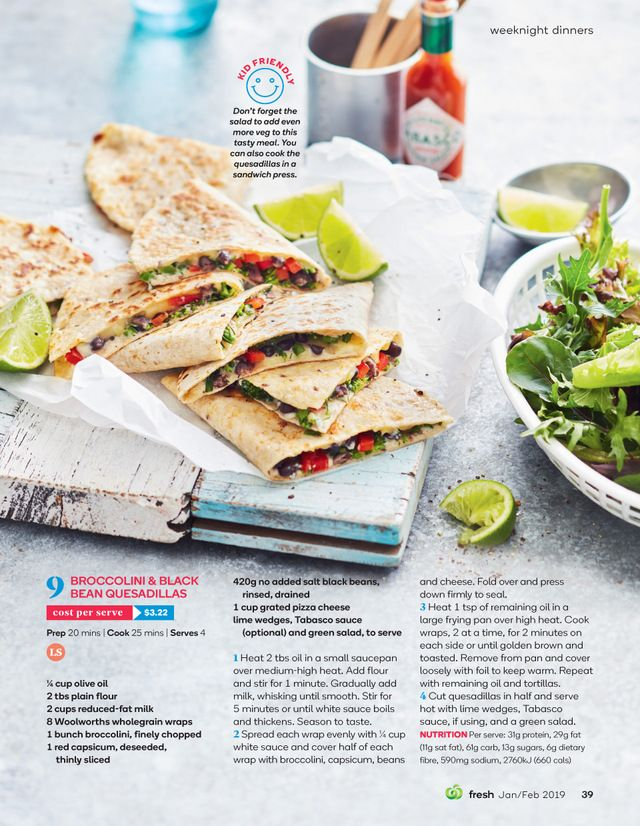 Pin By Malinda Lancaster On Woolworths Recipes Recipes Food Magazine Eat
