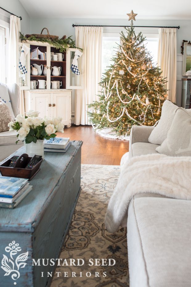 I shared how our family room is looking these days a few posts ago and I thought I would share some of the details of my Christmas decorations. As I've said repeatedly, I really keep things pretty simple when it comes to Christmas decorating. It does still take a lot of time, but I have …