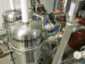 Industrial Water Filtration | Forsta Filters