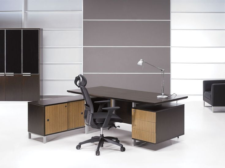Futuristic Office Chair Feats Adjustable Reading Lamp Design And Cool L Shaped Desk Idea Maximize Your Daily Job with Upgraded Desk Design Ideas Furniture