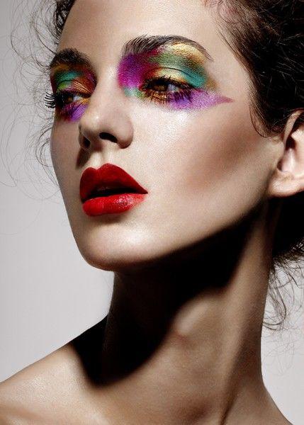 Best 25 High Fashion Makeup Ideas On Pinterest