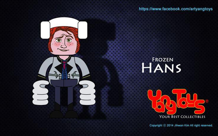 Frozen - Hans